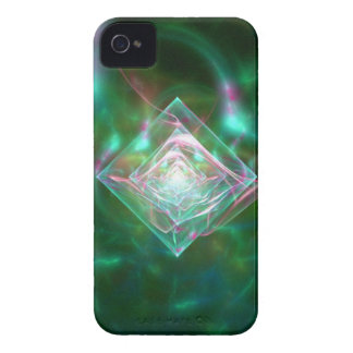 Electric Sheep Dream of Diamonds iPhone 4 Cover