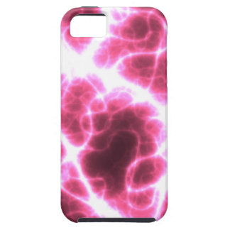 Electric Shock in Pink iPhone 5 Case