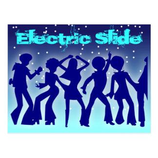 Electric Slide postcard