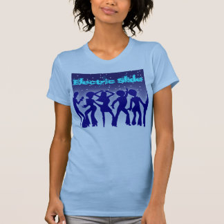 electric slide  shirt