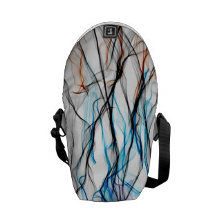 Electric Smoke Courier Bag