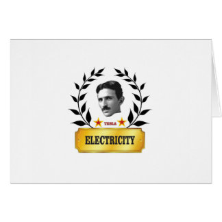 electric tesola card