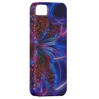 Electric Tiger Lily iPhone 5 Cases