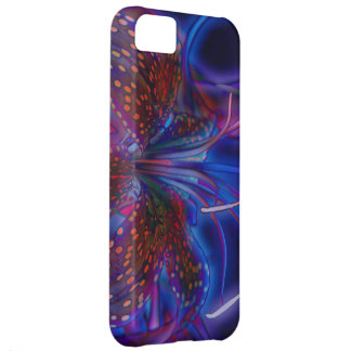 Electric Tiger Lily iPhone 5C Case