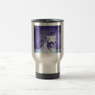 Electric Tiger Travel Mug