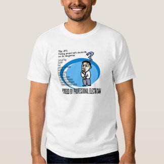 Electric Tip #1 T-shirts