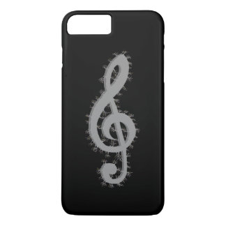 Electric Treble Clef iPhone 7 Plus Case