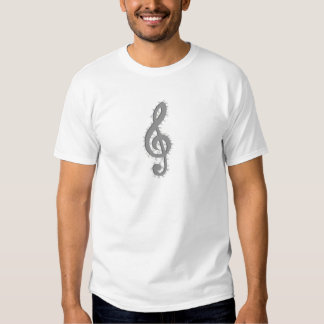 Electric Treble Clef T-Shirt