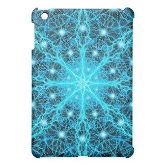 Electric Universe Mandala iPad Mini Covers