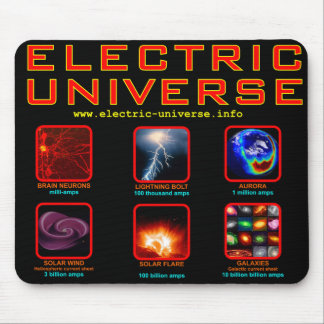 Electric Universe Mousemat