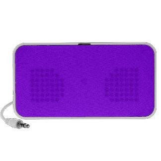 Electric Violet PC Speakers