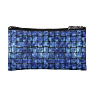 Electric Weave - Cosmetic Bag
