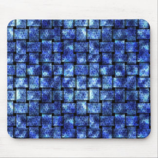 Electric Weave - Mouse Pad