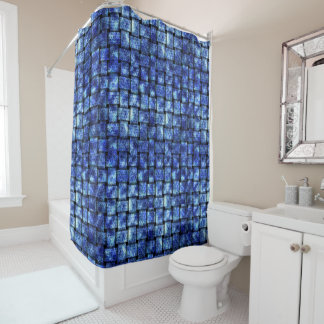 Electric Weave - Shower Curtain