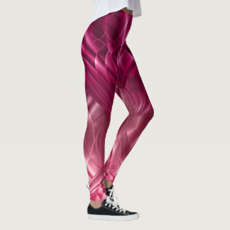 ELECTRIC WRAP LEGGINGS