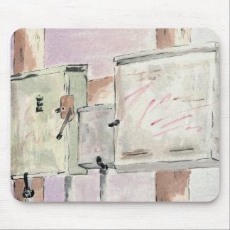 Electrical Boxes Mousepad
