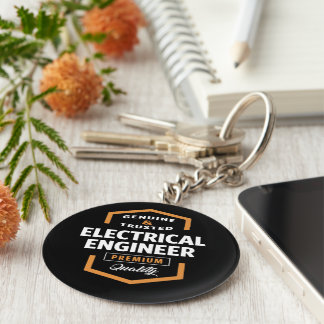 Electrical Engineer | Gift Ideas Key Ring