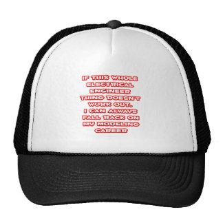 Electrical Engineer Humor ... Modeling Career Hat
