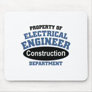 Electrical Engineer Mouse Pad