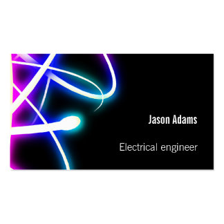 Electrical Engineer | Perfect Pack Of Standard Business Cards
