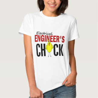 Electrical Engineer's Chick Tees