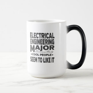 Electrical Engineering College Major Cool People Magic Mug