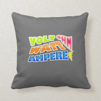 Electrical Engineering Pillow