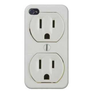 Electrical Outlet iPhone 4 Case