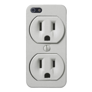 Electrical Outlet - iPhone 5 Case
