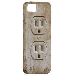 Electrical Outlet iPhone 5 Cases
