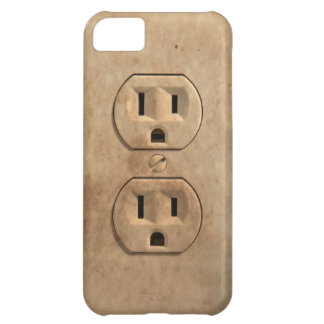 Electrical Outlet iPhone 5C Case