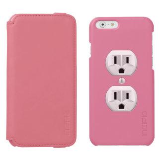 Electrical Plug Click to Customize Color Decor Incipio Watson™ iPhone 6 Wallet Case