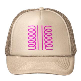 Electrical Transformer Mesh Hats