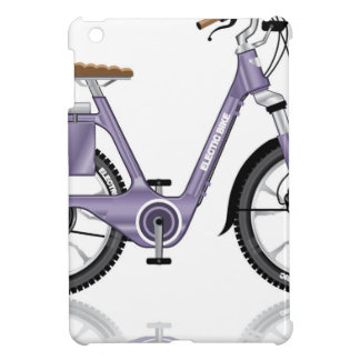 ElectricBicycleVectorDetailed iPad Mini Cover