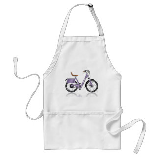 ElectricBicycleVectorDetailed Standard Apron