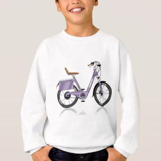 ElectricBicycleVectorDetailed Sweatshirt