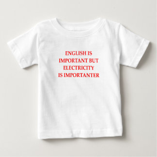 ELECTRICIAN BABY T-Shirt
