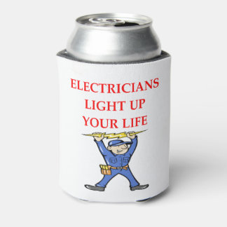 ELECTRICIAN CAN COOLER