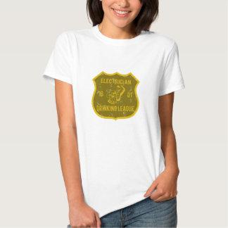 Electrician Drinking League Shirt