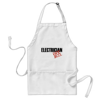 ELECTRICIAN LIGHT STANDARD APRON