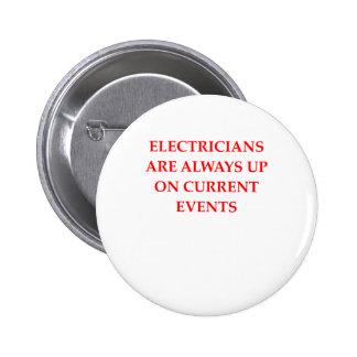 electrician pin