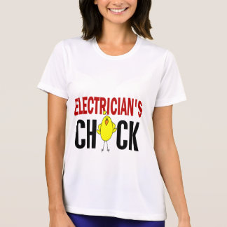 Electrician's Chick T-Shirt