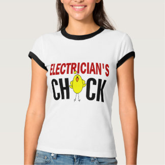 Electrician's Chick Tees