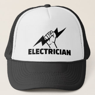 Electrician Trucker Hat