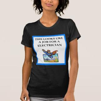 ELECTRICIAN TSHIRTS