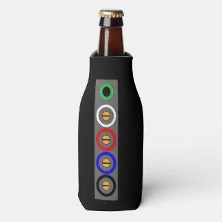 Electricians Beer Bottle Coozy Bottle Cooler