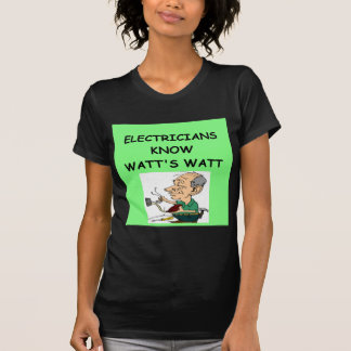 electricians t shirts