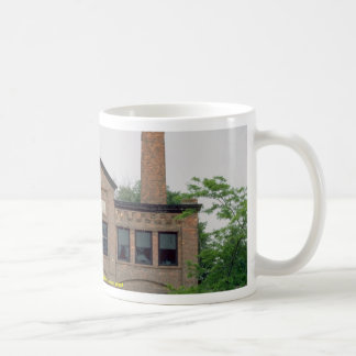 Electricity, Edison's first electrical power plant Coffee Mugs