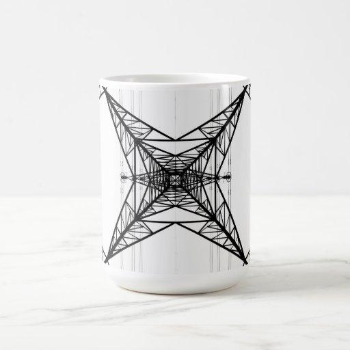 Electricity Pylon Mug