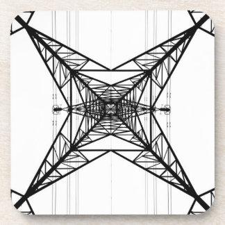 Electricity Pylons Cork Coasters